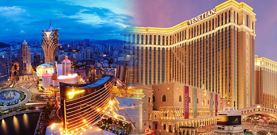 Macao i Kina